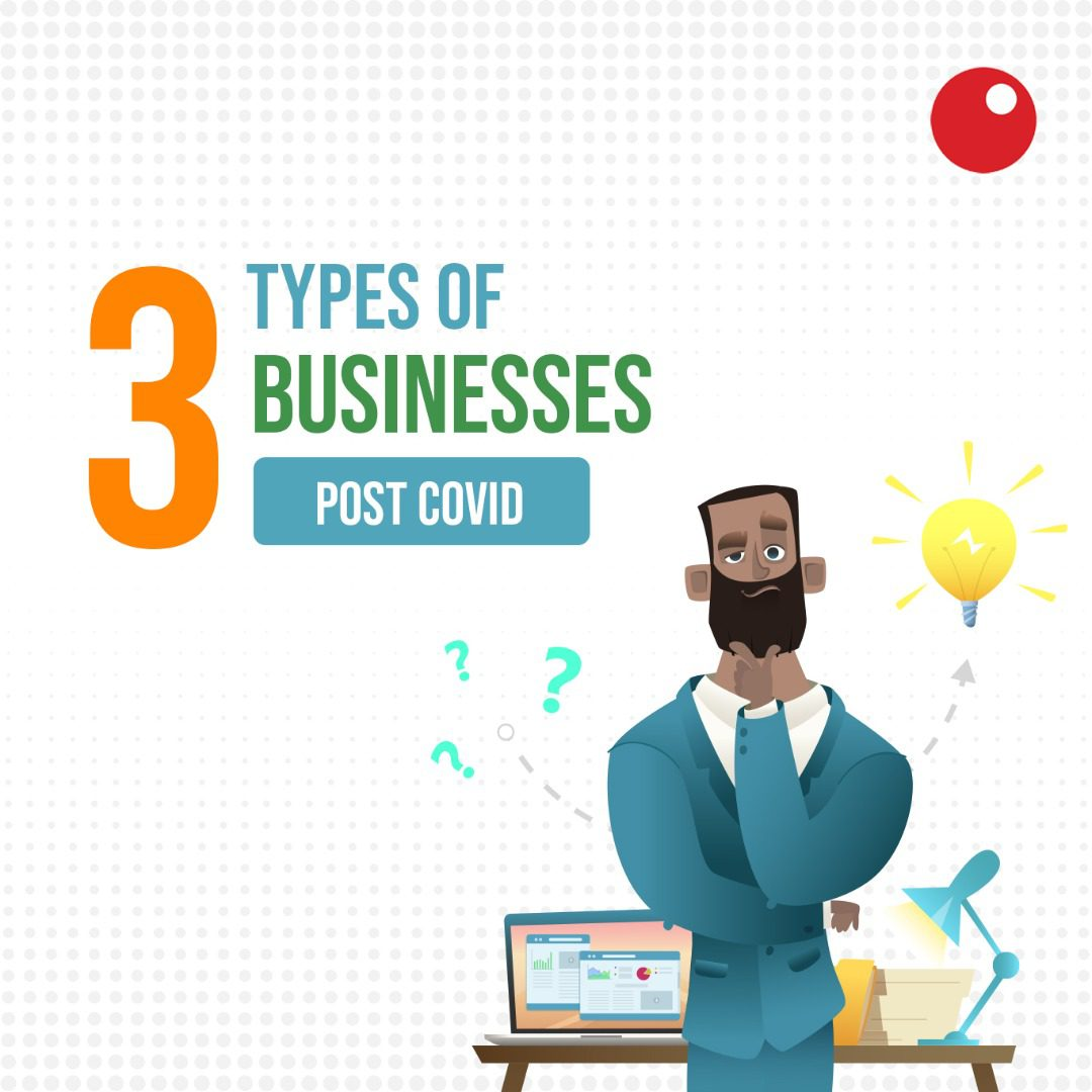 3 Types Of  Businesses Post Covid
